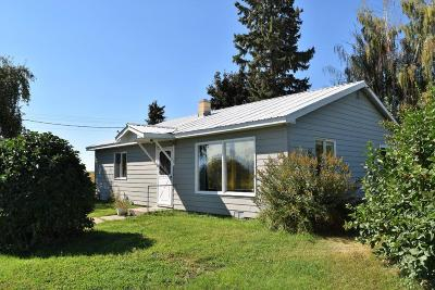 Lake County Single Family Home Under Contract Taking Back-Up : 41319 O'brien Road