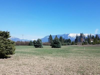 Flathead County Residential Lots & Land For Sale: Nhn Hodgson Road
