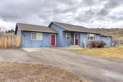 Ravalli County Single Family Home For Sale: 691 Dry Gulch Road
