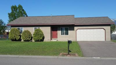Columbia Falls, Hungry Horse, Martin City, Coram Single Family Home For Sale: 51 Martha Road