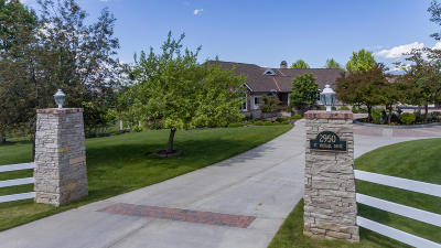 Missoula Single Family Home For Sale: 2950 St Michael Drive