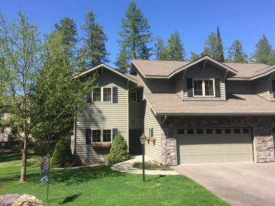 Whitefish, Olney Single Family Home Under Contract Taking Back-Up : 1030 Mountain Park Drive