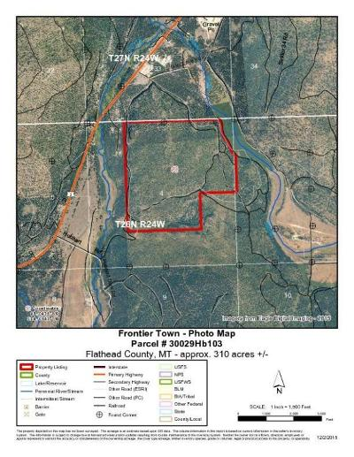 Marion Residential Lots & Land For Sale: Nhn Old Hwy 2 West