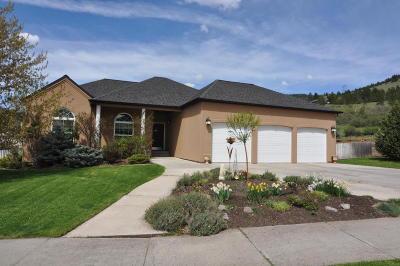 Missoula Single Family Home For Sale: 1536 Rattlesnake Court
