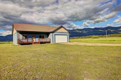 Polson MT Single Family Home For Sale: $279,000