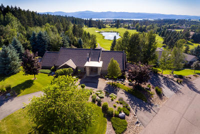 Flathead County Single Family Home For Sale: 108 Levi Court