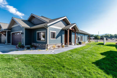 Missoula Single Family Home For Sale: 4136a Concord Drive