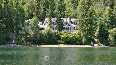 Lake County Single Family Home For Sale: 14726 Swan Shores Lane