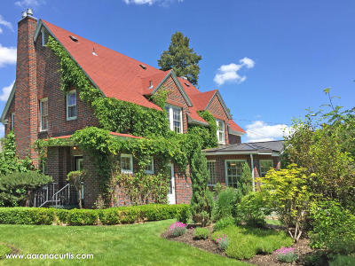 Missoula Single Family Home Under Contract Taking Back-Up : 1730 South Higgins Avenue