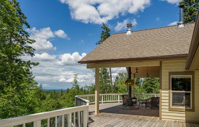 Bigfork Single Family Home For Sale: 60 Big Cedar