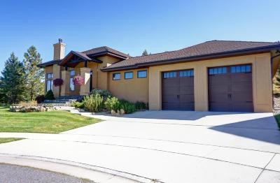 Missoula Single Family Home For Sale: 5202 Pryor Mountain Court