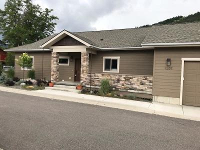 Missoula Single Family Home For Sale: 1207 Gilbert Court