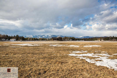Columbia Falls Residential Lots & Land Under Contract Taking Back-Up : 33 Deer Meadows Lane