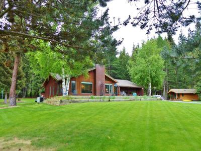 Missoula County Single Family Home Under Contract Taking Back-Up : 12640 Arena Drive