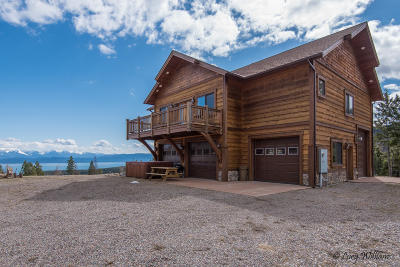 Flathead County Single Family Home For Sale: 768 Cloud Creek Road