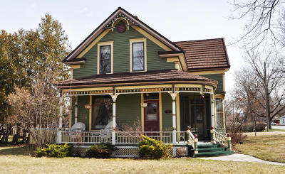 Stevensville Single Family Home For Sale: 218 Church Street