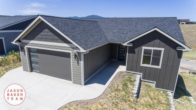 Missoula Single Family Home For Sale: 7007 Max Drive
