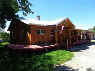 Lincoln County Single Family Home For Sale: 27 Fort Steel Trail