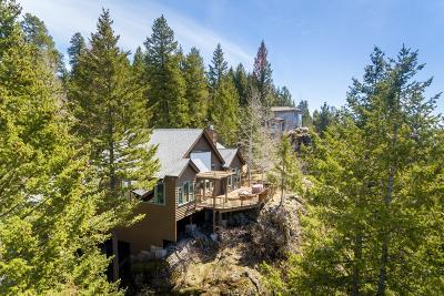 Bigfork Single Family Home For Sale: 270 Eagle Bend Drive