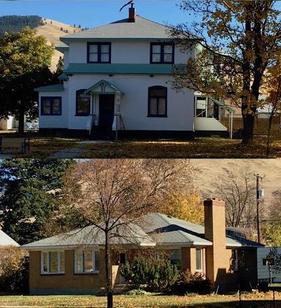 Missoula Multi Family Home For Sale: 444&430 Stephens Avenue