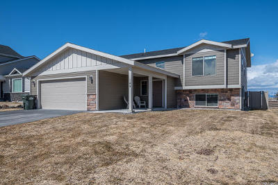 Kalispell Single Family Home For Sale: 145 Battle Ridge Drive