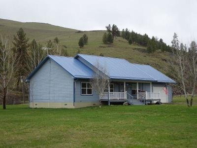 Plains Single Family Home For Sale: 33 Boehler Ranch Drive