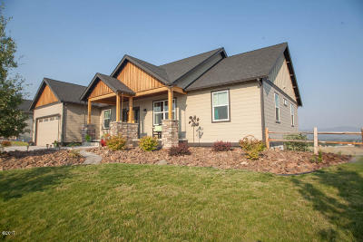 Missoula Single Family Home For Sale: 2957 Rustler Drive