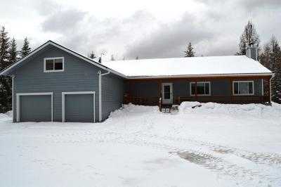 Whitefish, Olney Single Family Home Under Contract Taking Back-Up : 84 Potter Creek Road