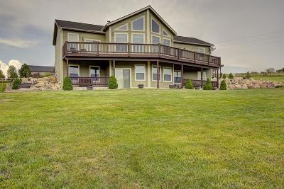 Kalispell Single Family Home For Sale: 388 Yodelin Ridge Road