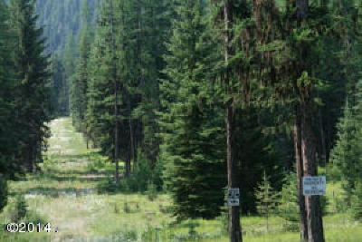 Lincoln County Residential Lots & Land For Sale: Nhn Lake Creek Road