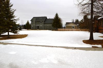 Whitefish Residential Lots & Land Under Contract Taking Back-Up : 345 Sawtooth Drive