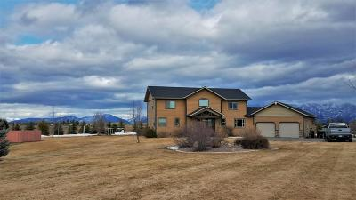 Kalispell Single Family Home For Sale: 213 Tronstad Road