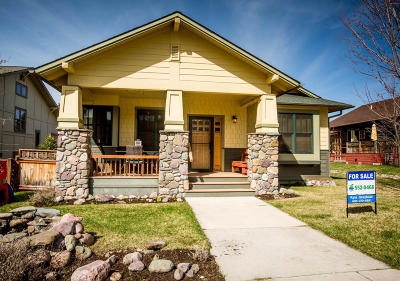 Missoula Single Family Home For Sale: 3210 Meagher Lane