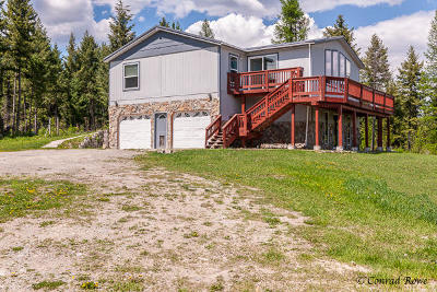 Kalispell Single Family Home For Sale: 185 Lost Spring Trail