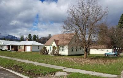Lincoln County Single Family Home For Sale: 1004 Washington Avenue