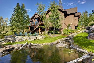 Bigfork Single Family Home For Sale: 1139 Whispering Rock Road