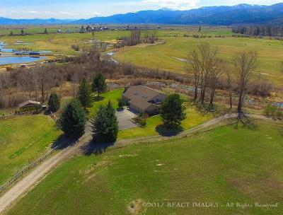 Missoula Single Family Home For Sale: 15945 Mullan Road