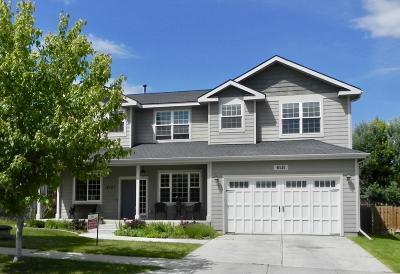 Missoula Single Family Home For Sale: 6121 Coburg Lane