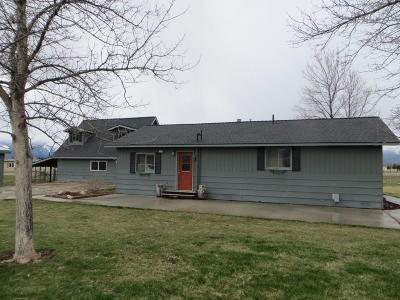 Stevensville Single Family Home Under Contract Taking Back-Up : 522 Ridge Road