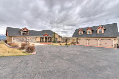 Florence MT Single Family Home For Sale: $689,700