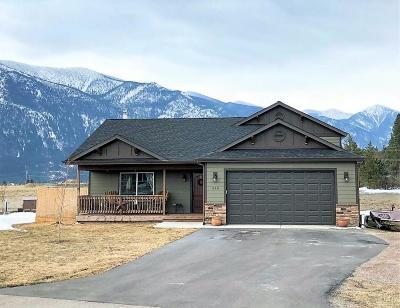 Columbia Falls Single Family Home For Sale: 578 Rainbow Ridge Trail