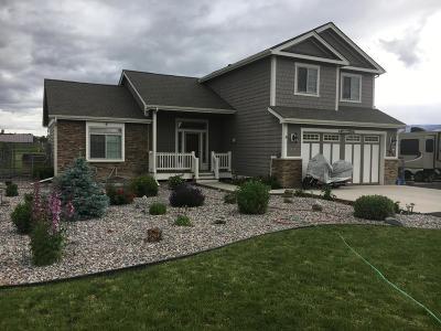 Stevensville Single Family Home For Sale: 439 Foxtail Lane