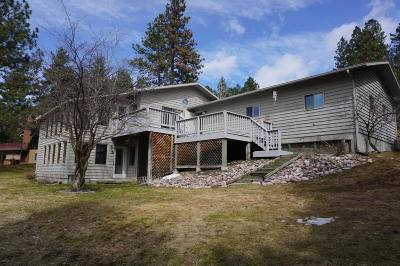 Missoula Single Family Home For Sale: 7720 Parkwood Drive