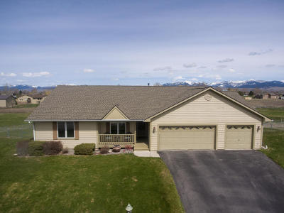 Missoula Single Family Home For Sale: 8270 Haven Heights Road