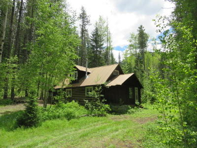 Flathead County Single Family Home For Sale: 15605 Us-2