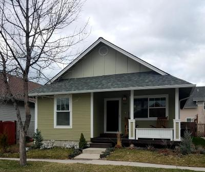 Missoula Single Family Home For Sale: 4629 Brisbane Place