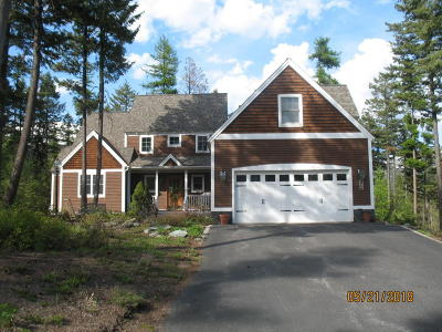 Whitefish Single Family Home For Sale: 114 & 120 Ridge Run Drive