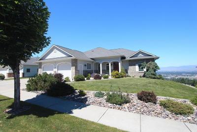 Missoula Single Family Home For Sale: 5113 Pintlar Mountain Court
