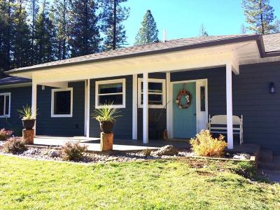 Lake County Single Family Home Under Contract Taking Back-Up : 47781 Mountain Estates Drive