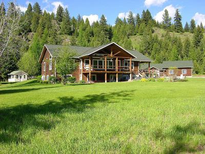 Trout Creek Single Family Home For Sale: 51 Rock Hill Lane